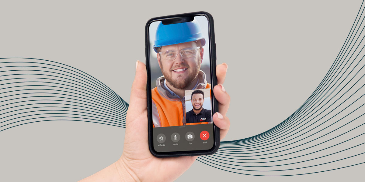 security survey video call