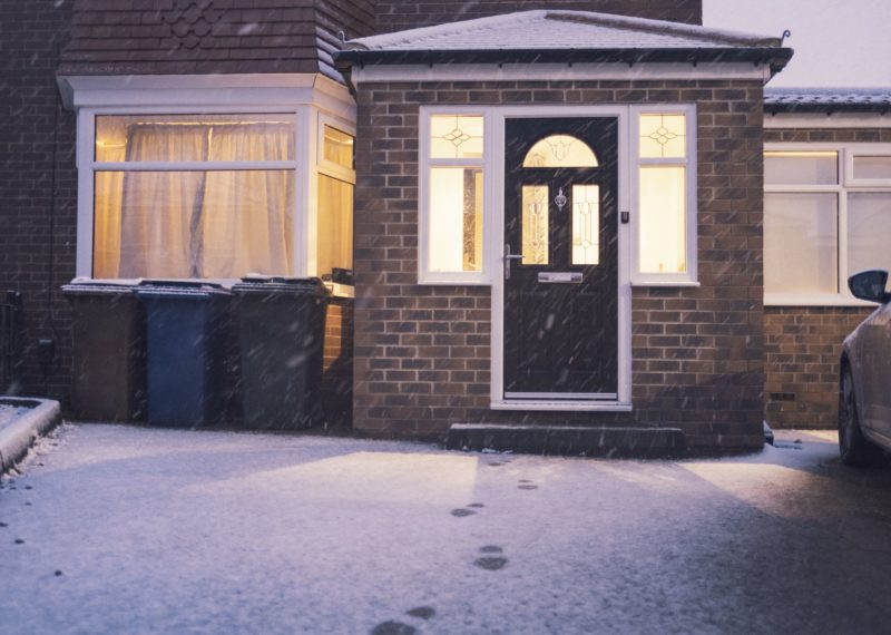 Top 5 tips for keeping your home secure during winter